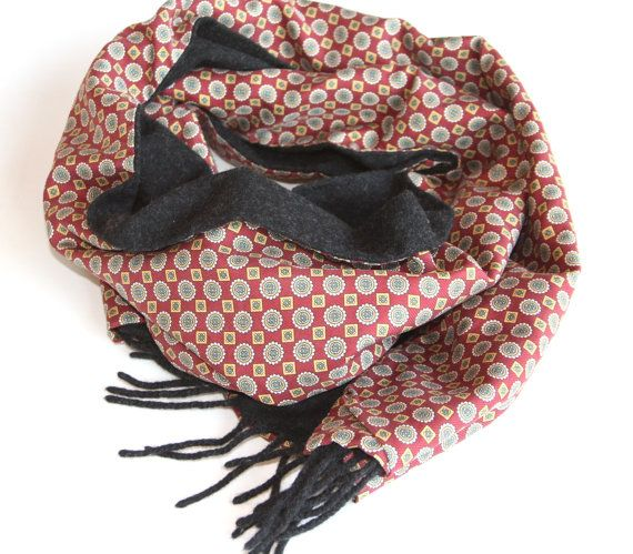 Men's scarf Mens scarf Men's shawl Couture by BelgianBoutique