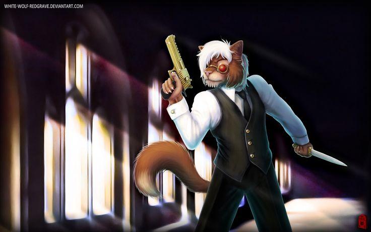 Headhunter by White-Wolf-Redgrave.deviantart.com on @DeviantArt