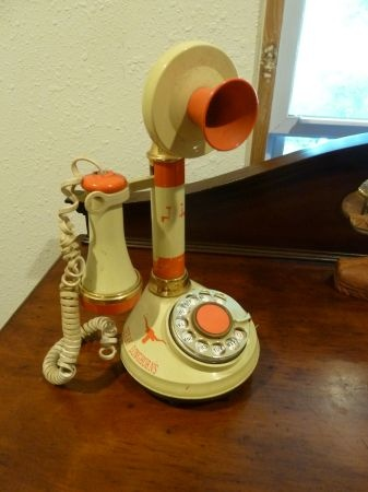 Vintage UT Candle Stick Phone