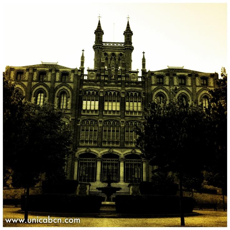 Colegio jesuitas de sarria barcelona pinterest - Colegio de administradores barcelona ...