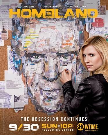 Homeland season 2 promo posterFilm, Picture-Black Posters, Clear Danes, Homeland Seasons, Movie, Tv Series, Kids, Families, Damian Lewis