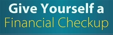 Give Yourself a Financial Checkup    Just like you go to the doctor and the dentist regularly for a checkup, it's also a good idea to give yourself a regular financial checkup at least once a year. While you still might have 15+ years until retirement, you're not a kid anymore either. It's probably time to take a hard look at your financial situation and make some adjustments for the future.The Doctor