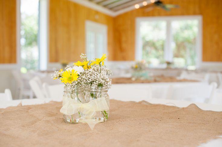 Yellow & Tiffany Blue Southern Chic Wedding| Photo by: amandajaynephoto.com @Whitney Clark Phillips