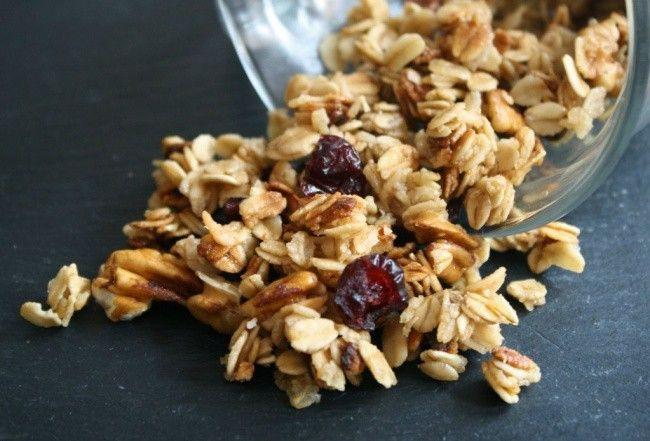 15 рецептов блюд, которые можно приготовить в кружке за 5 минут быстрая гранола в кружке