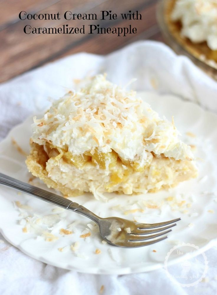 topping, and toasted coconut, and coconut in the shortbread crust ...