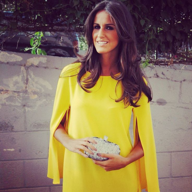 zara vestido amarillo - Buscar con Google