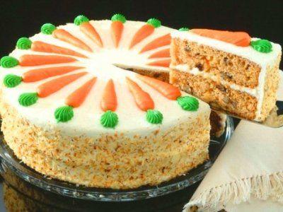 Receta de Pastelito de Zanahoria Para Cumpleaños | Es una pastel de zanahoria súper fácil de hacer, rico para regalar y lo puedes utilizar en los cumpleaños.