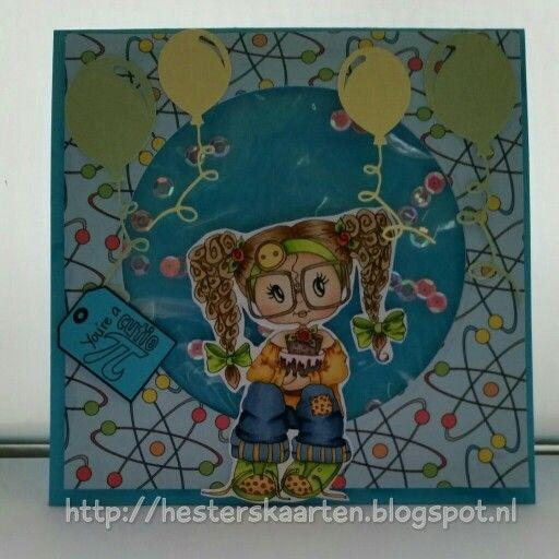 Geek birthday card my Besties Fuse