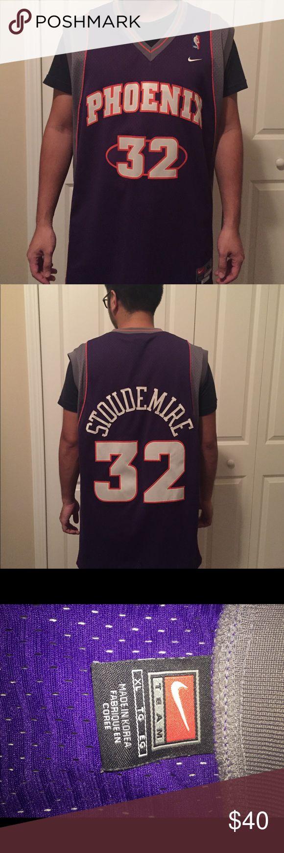 NBA NIKE Phoenix #32 STOUDEMIRE NBA NIKE Phoenix #32 STOUDEMIRE Nike Shirts Tank Tops