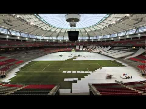 Welcome to the new, multipurpose BC Place - YouTube