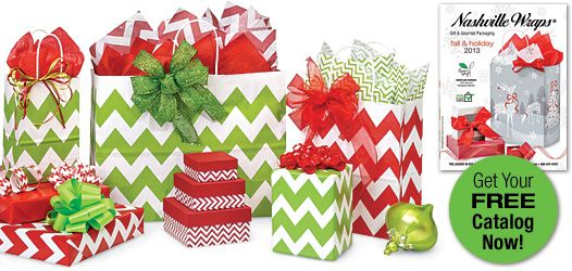 New Holiday Packaging - need to remember this site for gift wrapping ideas