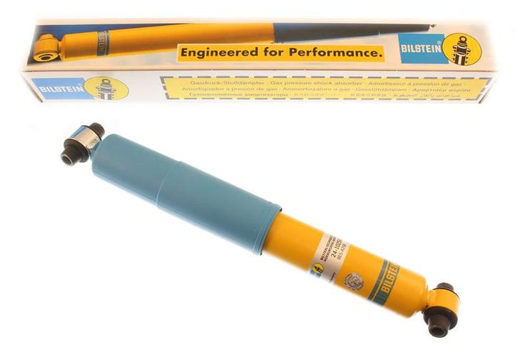 Bilstein B6 06-09 Mercury Milan Ford Fusion FWD/ 03-07 Mazda 6 GG GY Chassis/ 06 Lincoln Zephyr/ 07-09 Lincoln MKZ Rear 46mm Monotube Shock Absorber