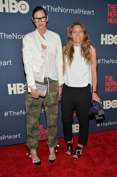 Jenna Lyons Pictures - 'The Normal Heart' Premieres in NYC — Part 2 - Zimbio