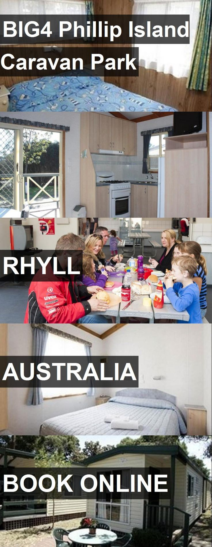 Hotel BIG4 Phillip Island Caravan Park in Rhyll, Australia. For more information, photos, reviews and best prices please follow the link. #Australia #Rhyll #travel #vacation #hotel