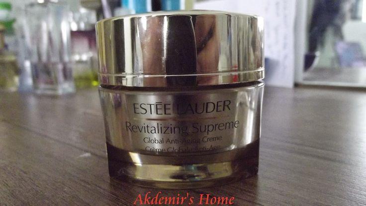 Akdemir's Home: Estee Lauder: Revitalizing Supreme Global Anti-Age...