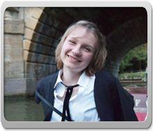 Kaia Zielińska, Kraków, stypendystka BAS, Adcote School for Girls, Oxford University