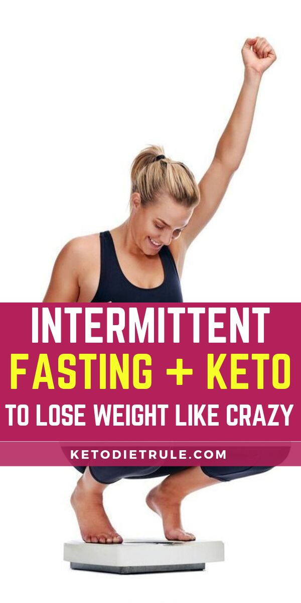 Keto Fasting: 7-Day Keto and Intermittent Fasting to Lose Weight