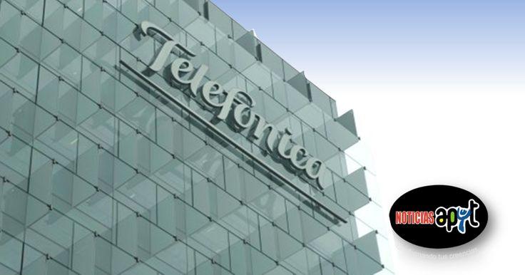Telefónica crece 42,2% y alcanza € 779 millones en el 1T