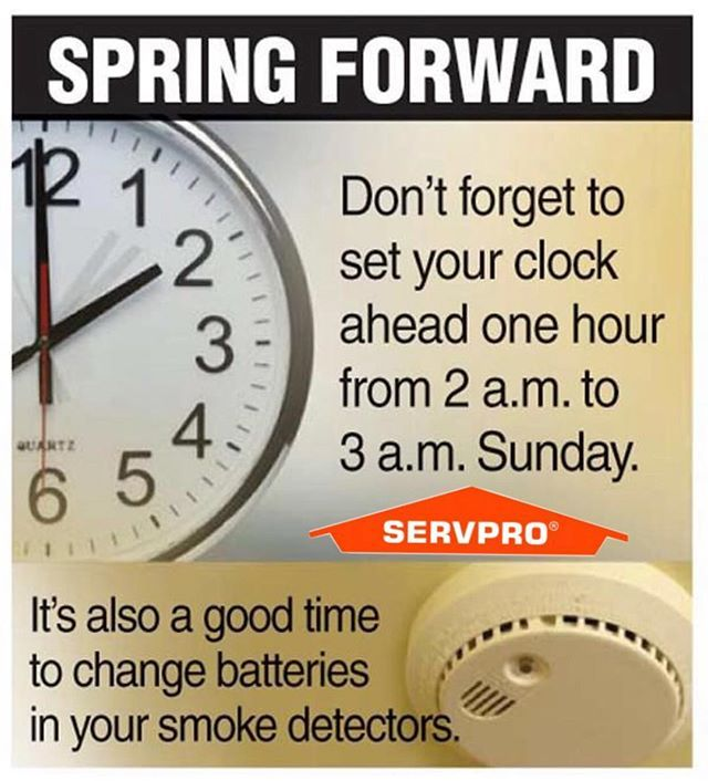 Daylight Savings Time Is Upon Us Dont Forget To Set Your Clocks Ahead Also Dont Forget To Change Your Batteries O Smoke Alarms Daylight Savings Time Change