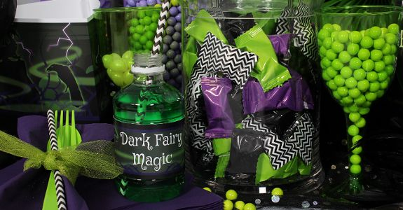 Maleficent Party Supplies from birthday direct