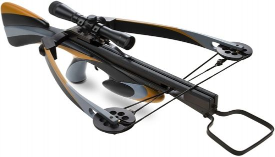 DIY compound crossbow | Differences between recurve and compound