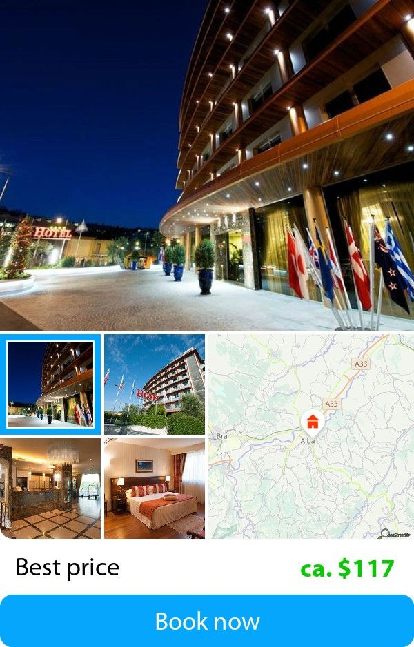 Hotel Calissano (Alba, Italy) – Book this hotel at the cheapest price on sefibo.