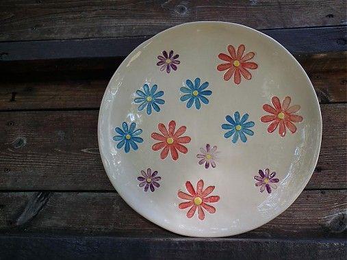keramikagresko / Tanier Kvety   28cm