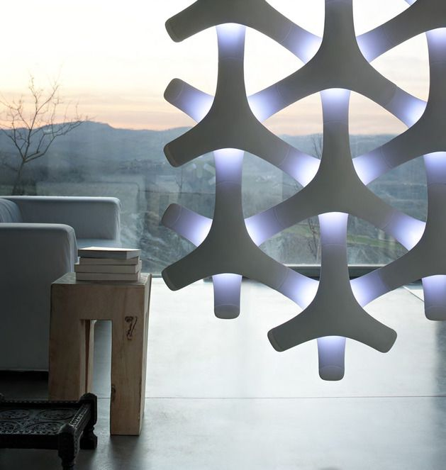 U0027Synapseu0027 Modular Lamp By The Italian Designer Francisco Gomez Paz For  Luceplan.