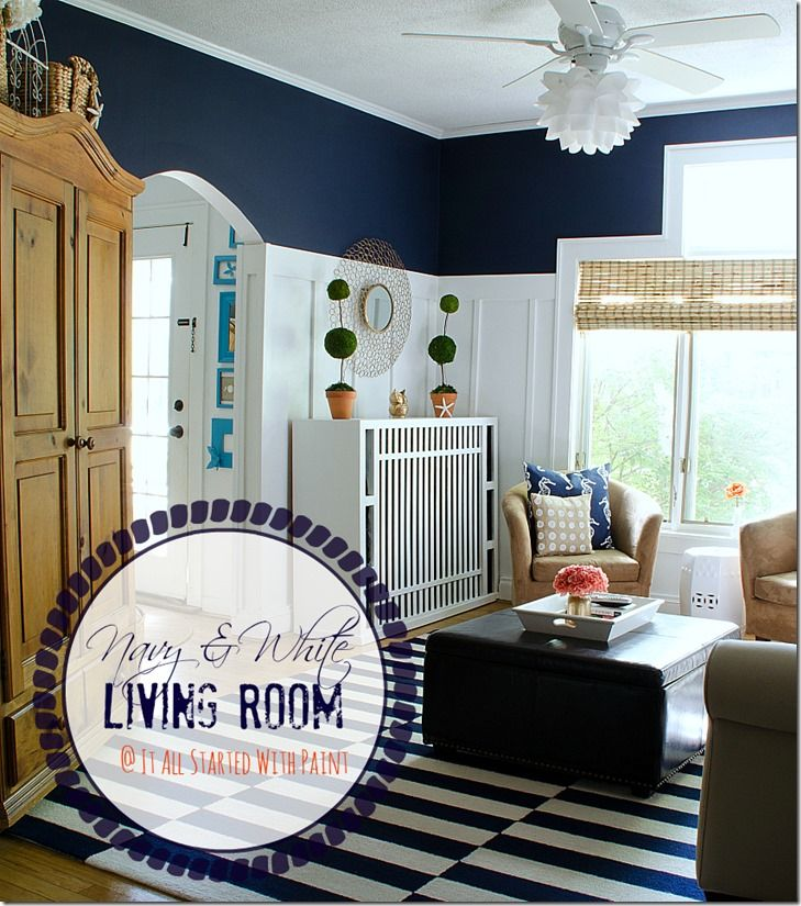 living room pottery barn%0A Living Room Reveal     Take     White living rooms  Batten and Living rooms