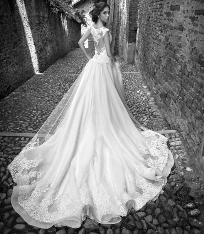Beautiful Weddings: Alessandra Rinaudo Wedding Dresses 2015 Collection