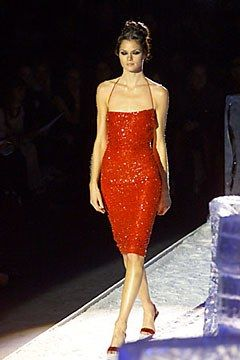 Badgley Mischka Fall 2000 Ready-to-Wear Fashion Show - Mark Badgley, Mini Andén