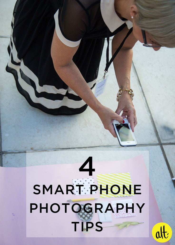 4 simple steps for improving iPhone photography for social media