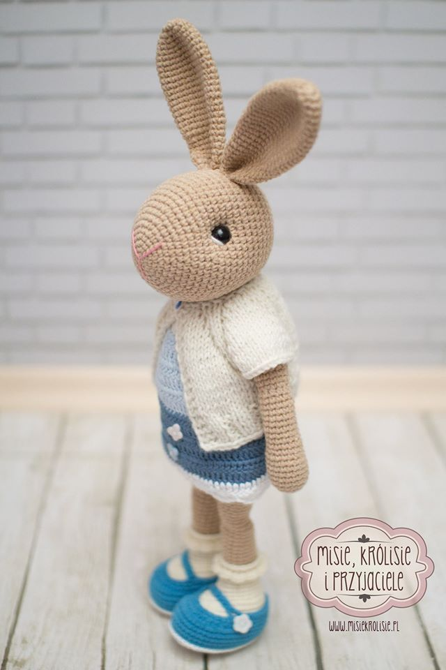 29 best willenein images on Pinterest | Amigurumi patterns, Bunny ...