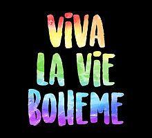 Viva La Vie Boheme! | RENT by aimee-draws