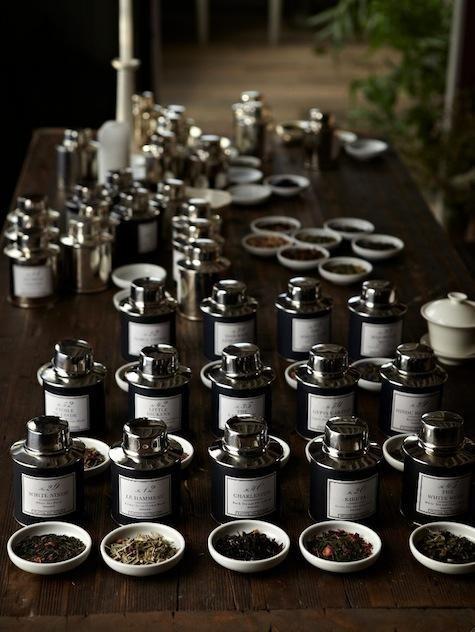 Restaurant Visit: Bellocq Tea Atelier Opens Today in Brooklyn : Remodelista