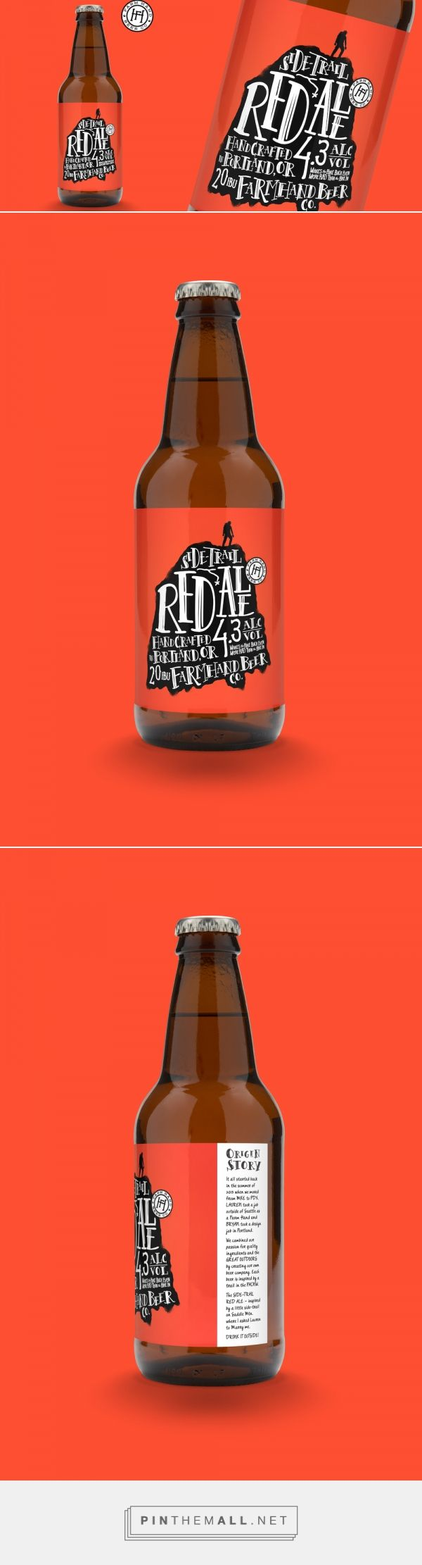 Farm Hand Beer Co. — Designed by Bryan Padovano