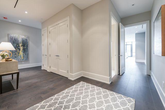 36 Hazelton Ave Suite 4A Foyer Yorkville Toronto Luxury Condos Victoria Boscariol Chestnut Park Real Estate