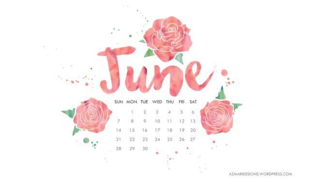June // wallpaper , backgrounds