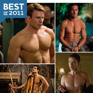 The Best Shirtless Movie Moments of 2011..AGREED