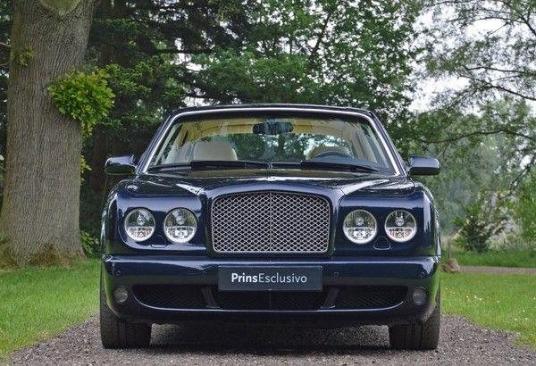 Bentley Arnage Type:T Mulliner Bouwjaar:2006
