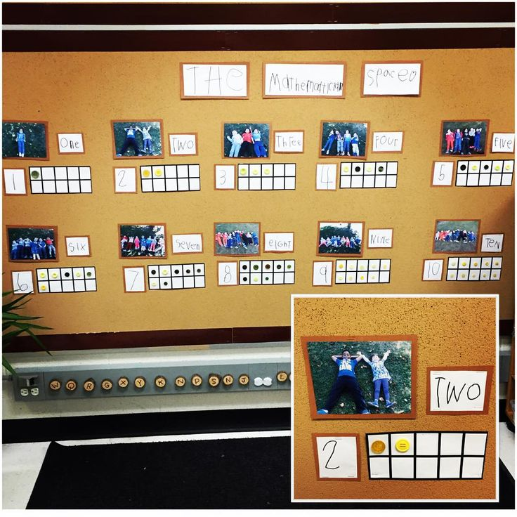 """181 Likes, 29 Comments - Taylor Coles and Ryan Pinto (@ourkindergartenfamily) on Instagram: """"A number line reference for our little mathematicians! #mathematicians #earlynumeracy…"""""""