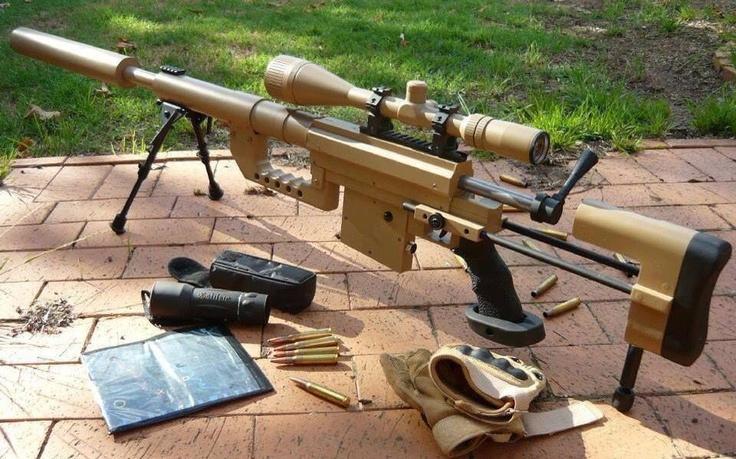 Nice rifle.