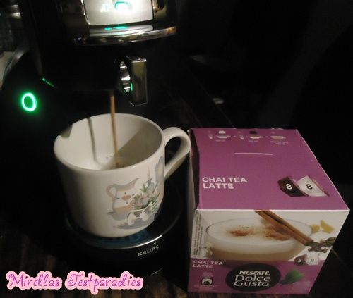 automatic chai tea machine
