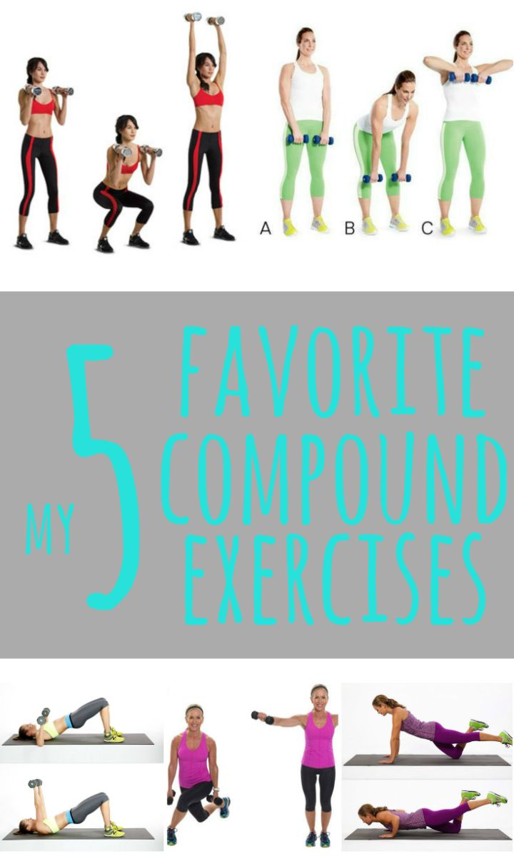 My 5 Favorite Compound Exercises - Talk Less, Say More
