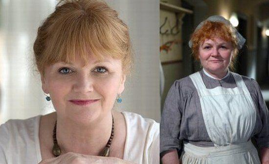 Lesley Nicol - Mrs Patmore