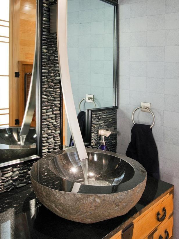 Best Bathrooms Images On Pinterest Modern Bathroom Tile - Cool fruit inspired bathroom sinks lemon by cenk kara