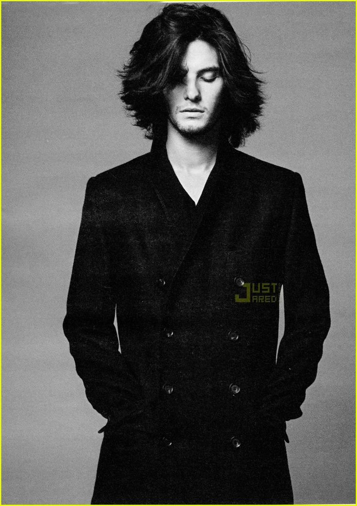 Ben Barnes, with hair I could only dream of running my fingers through.