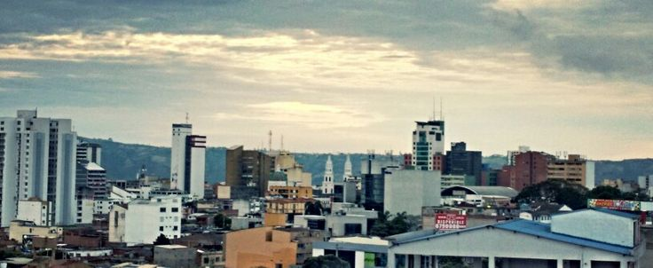 Bucaramanga, la ciudad bonita.