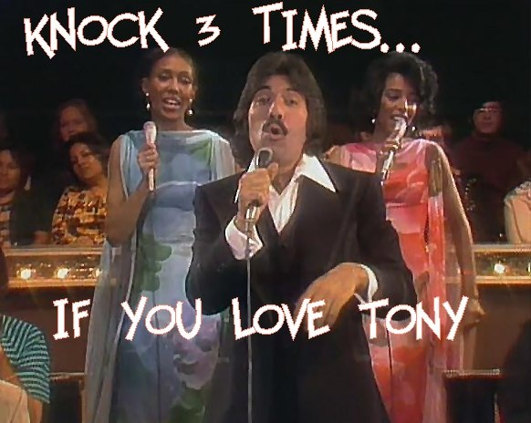 My parents used to play thier records !Tony Orlando & Dawn