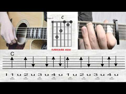Andreas Bourani - Auf uns - Akkorde I Tutorial I How to play I Chords - YouTube